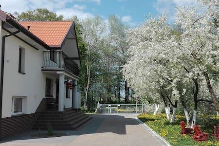 agroturystyka SAS - Stawiereje-Michałowięta - House