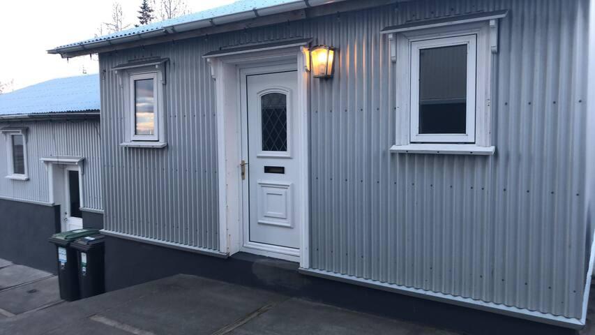Cozy apartment in Dalvík's centre