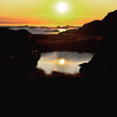 Midnight sun Guesthouse Tromsø