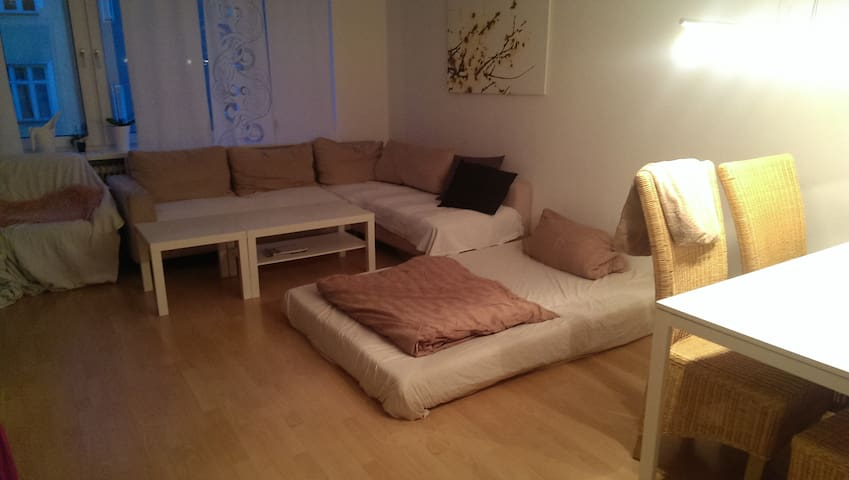 Comfortable room for octoberfest - Munich - Appartement