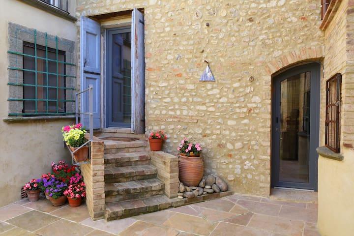 Casa vacanze nel Chianti Fiorentino - Montespertoli - Huis