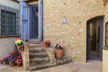 Casa vacanze nel Chianti Fiorentino - Montespertoli - Talo