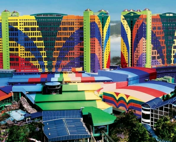 First World largest hotel in Genting Highland