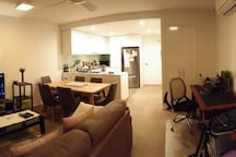Humble abode at The Green Apartments