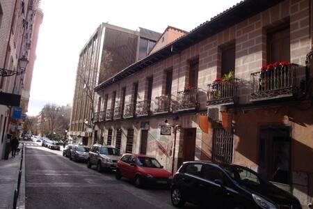 Estudio en el corazón de Chamberí - Madrid - Apartment