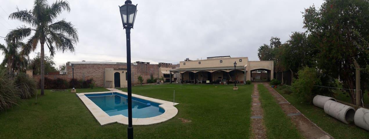 Casa quinta en Sauce Viejo (Santa Fe Capital)
