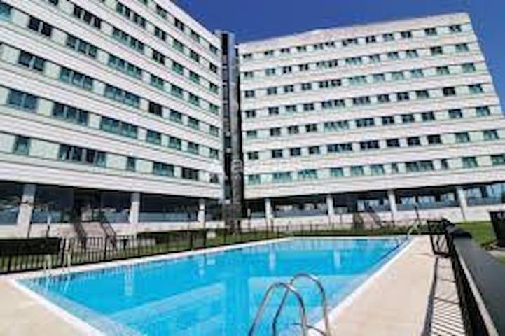 Trébole- Alojamiento con Piscina - A Coruña Ciudad
