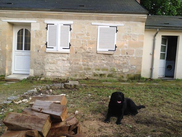 Petite maison au pied du château - Pierrefonds - House
