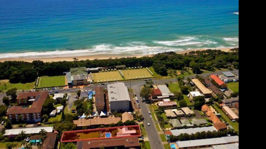 Coffs Harbour Beach House