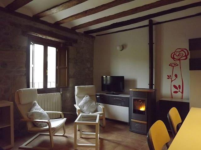 Apartamento perfecto para 2 personas - Santo Domingo de la Calzada