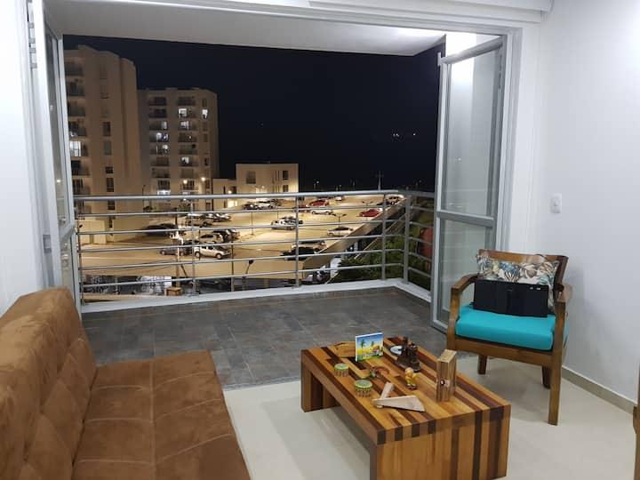 Apartamento nuevo en el mejor clima de Girardot