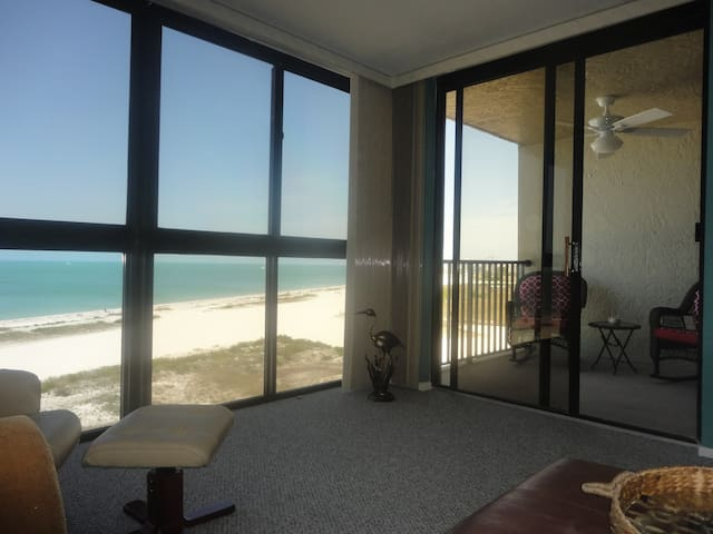 Beach front Condo!  From $125 per night!