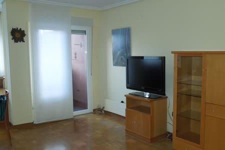 Quiet & bright flat.Vitoria Center - Gasteiz