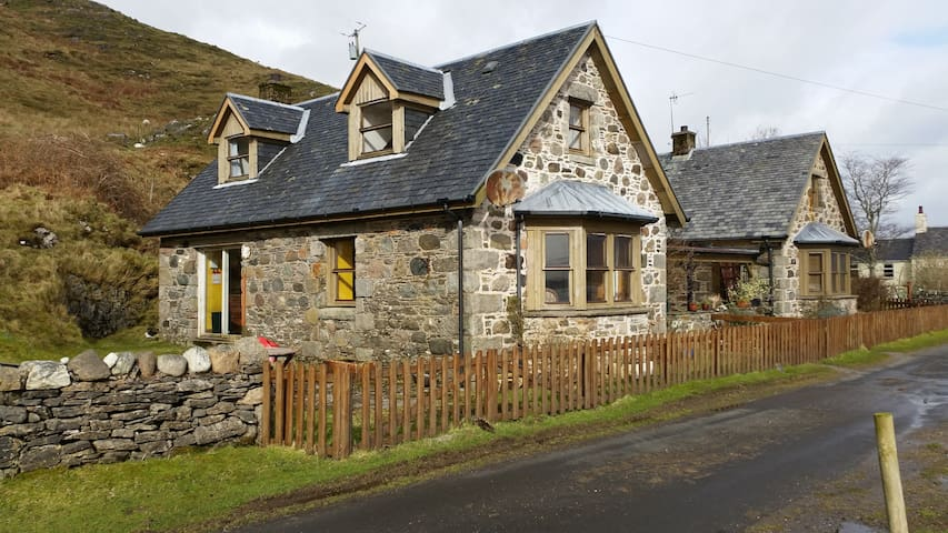 No. 2 Point Steadings, Isle of Lismore - Oban - Hus