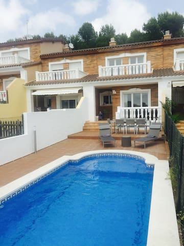 Casa Tramontana - 4 bedroom and Private pool - Les Tres Cales - House
