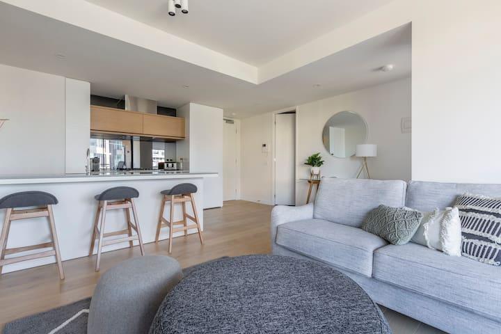 Modern, Stylish, Central Location