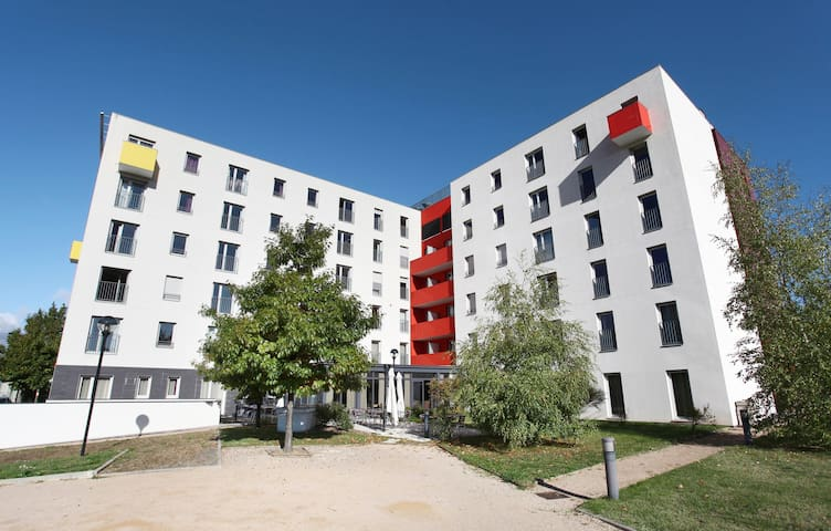 Apartment hotel Bioparc - 1063