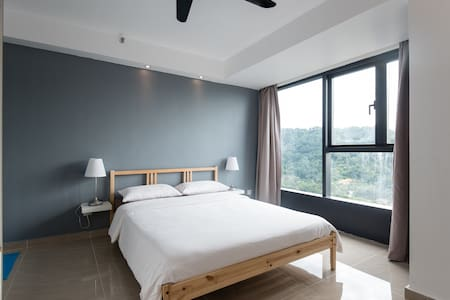 Blue Peace Cozy Home @ Damansara - Petaling Jaya - Byt