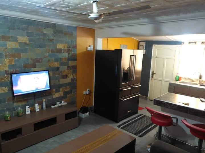 Feel Super Comfortable At Home,,, Central Accra