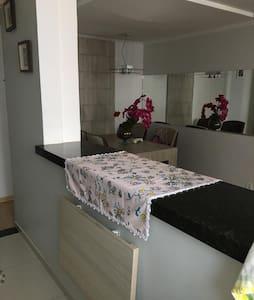 Apartamento bem organizado, aconchegante!!