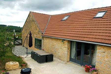 Family Friendly Stunning Barn - Peyrilles - Haus