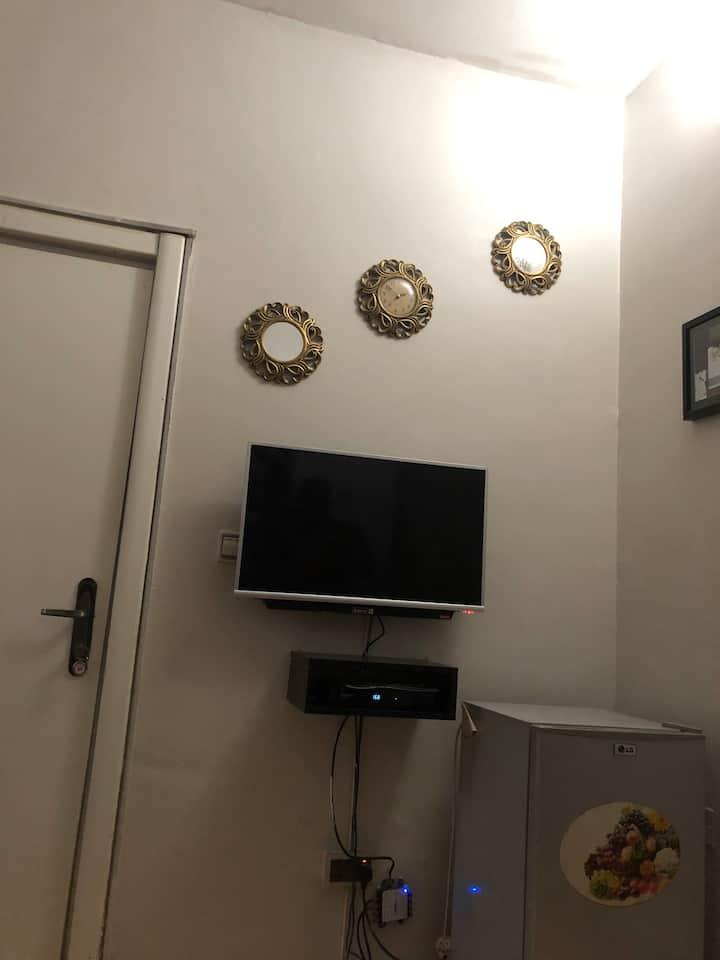 Sophisticated one bedroom in lekki