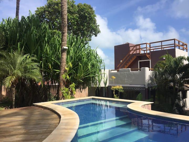 Casa Bohemia 8 - Paraiso Tropical
