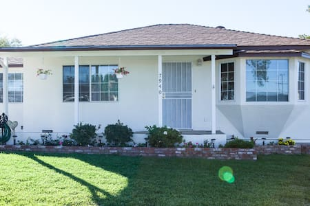 3BED/1BATH~ Private Rosemead House - Rosemead - Hus