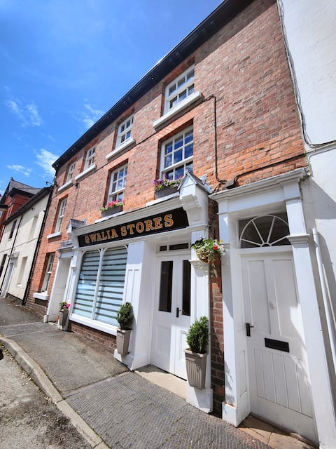 Historic Grade II Townhouse In Charming Welsh Town