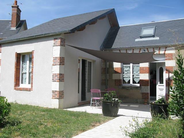 maisonette cosy Blois - Blois - Maison