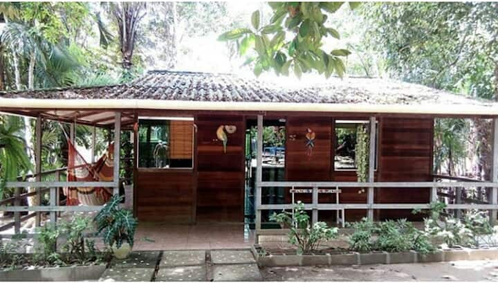 Amazon Hostel Iranduba- Casa com 2 quartos