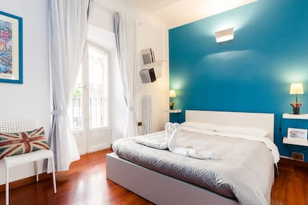 Arts and Music - luxury apartment - Ancona - Bed & Breakfast