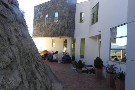 En Subachoque: Tranquilidad, Paisaje y descanso - Subachoque
