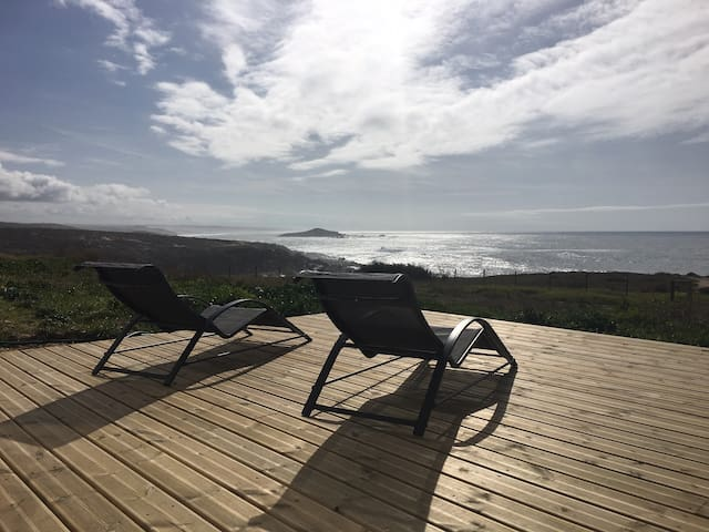 Porto Covo Beachfront House