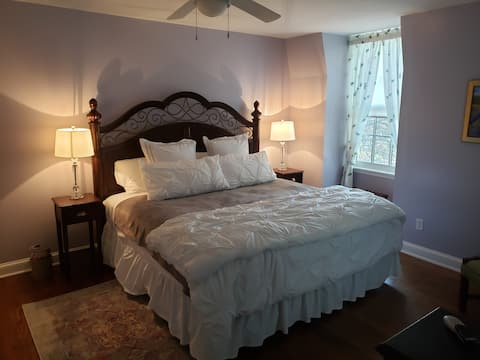 The Provence Suite  (The Miller-Dunham House)