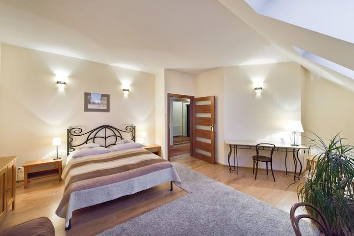 Apartament jednopokojowy z aneksem kuchennym - Gdańsk - Apartamento