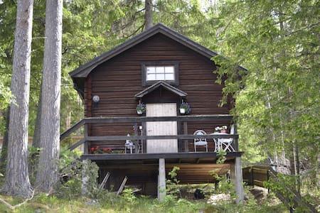 Charming Cottage. Fantastic view! - Grimnäs - บ้าน