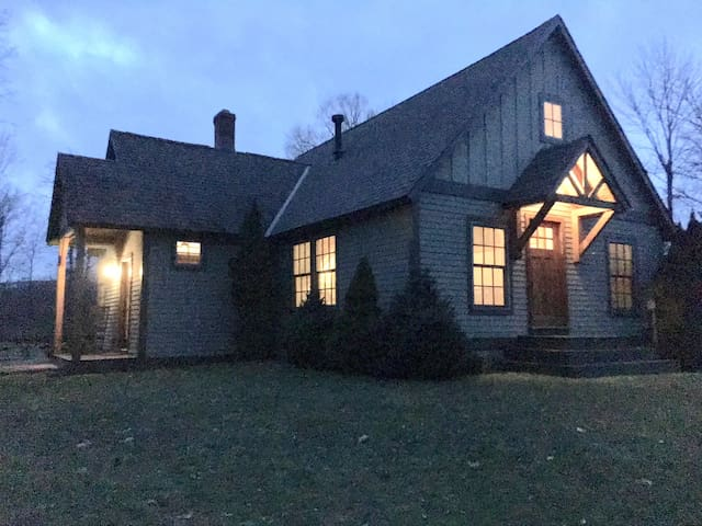 Southern Vermont Home