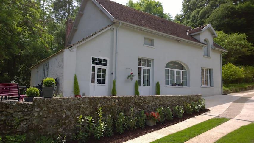 Maison Madeleine - Orbais-l'Abbaye - Casa