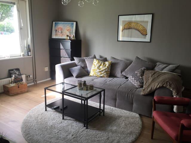 Mysig 2:a precis vid Långbropark - Stockholm - Apartment
