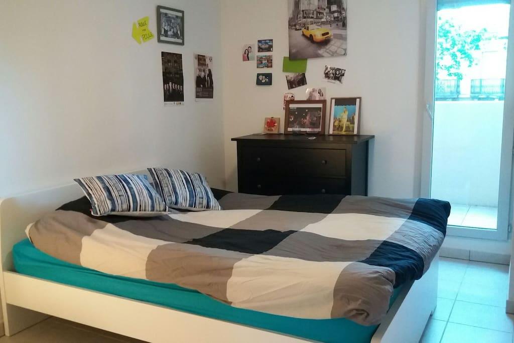 petit prix chambre au centre de montpellier maisons louer montpellier occitanie france. Black Bedroom Furniture Sets. Home Design Ideas