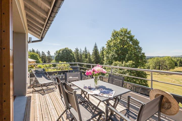 Appartement le Pic du Lizieux 1388m - Le Chambon-sur-Lignon - Apartmen