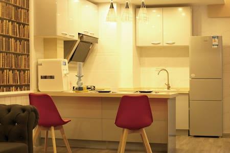 住在天津五大道上的小资情调家 北欧纯美公寓 酒店式公寓 - Tianjin