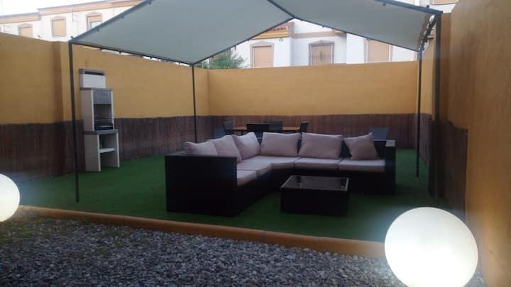 Relax y tranquilidad a sólo 15 minutos de Granada