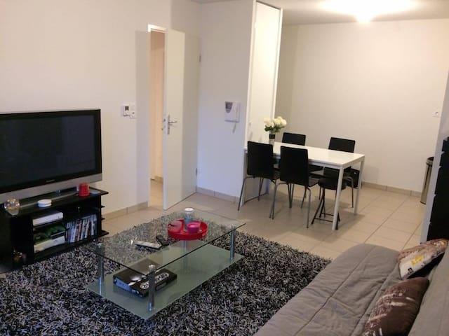 T2 neuf avec place de parking, résidence sécurisée - Clermont-Ferrand - Apartment