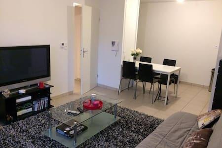T2 neuf avec place de parking, résidence sécurisée - Clermont-Ferrand - 公寓