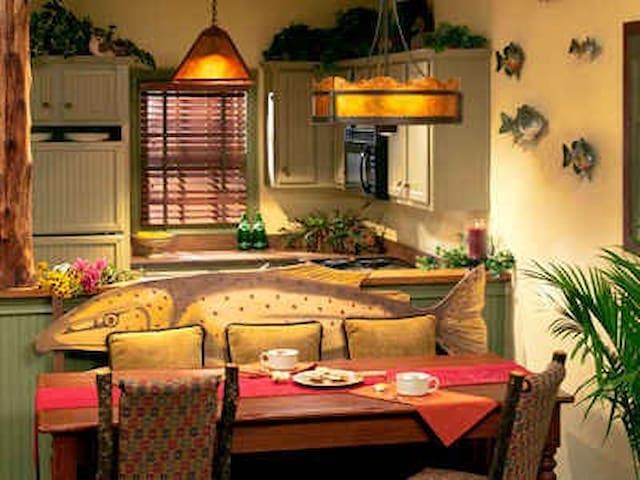 Big Cedar Lodge Timeshare Resort property