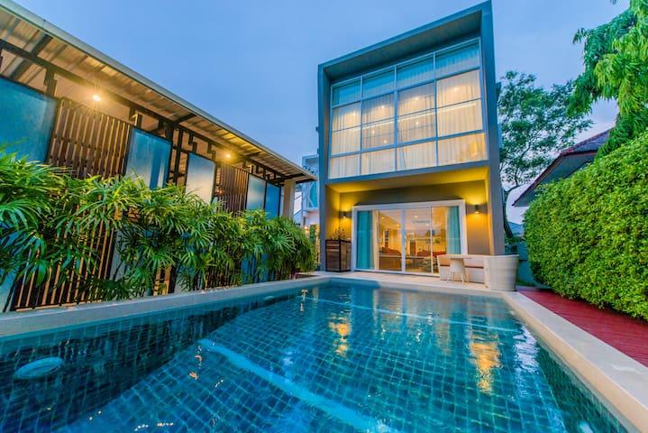 Dream Luxury Chiang Mai Pool Villa, Free Airport
