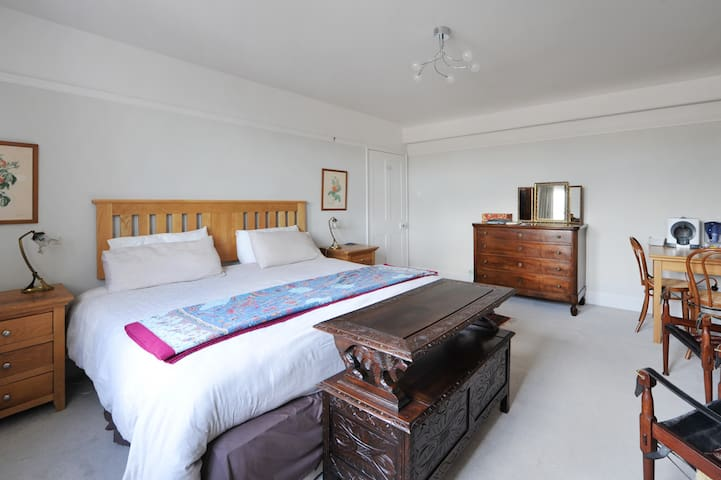 Daniel: a big room near the centre - Bath - Bed & Breakfast