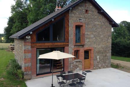 Charmante maison à la campagne - Condat-en-Combraille - Haus